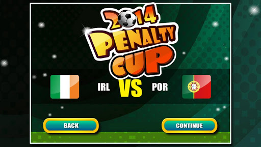 2014 Penalty Cup