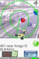 Screenshot of Augmented Traffic Views 1.1.0