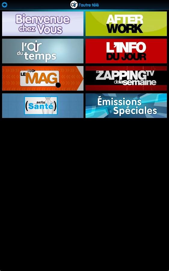 Air, l'autre télé - screenshot