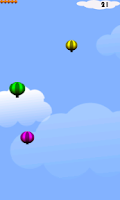 Screenshot of Air Balloon Popper - Best Free