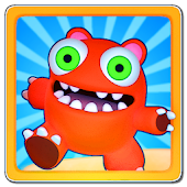 Monster Run - Happy Dash