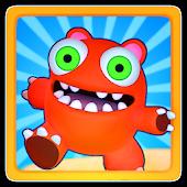 Monster Run - Happy Dash