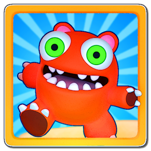 Monster Run – Happy Dash for PC and MAC