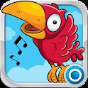 Songbirds Club logo