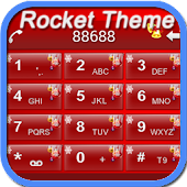 RocketDial Theme Christmas1