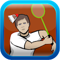 Badminton Fun icon