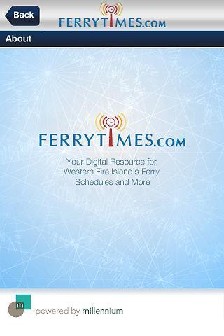 FerryTimes
