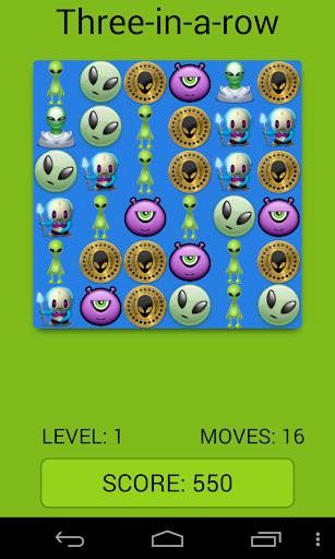 Aliencoin Match3