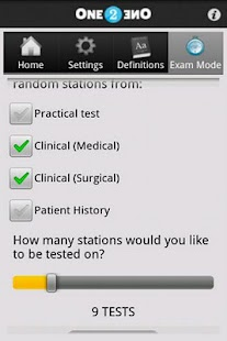 OSCE Trainer- screenshot thumbnail