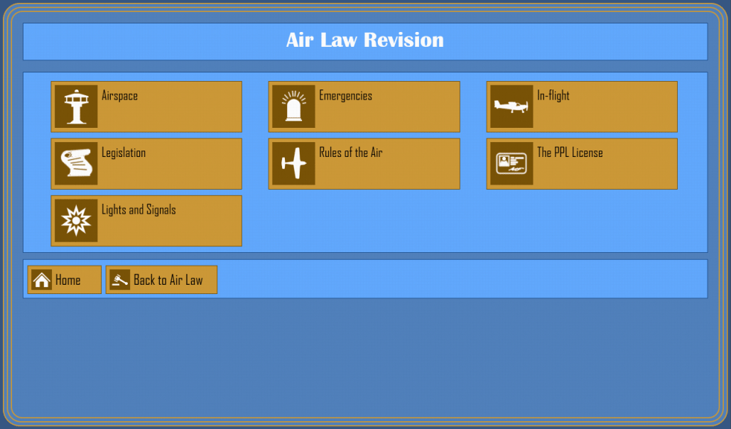 EASA PPL Exam Tutor- screenshot