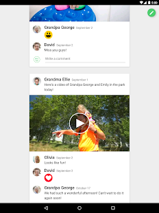 Togethera Private Sharing - screenshot thumbnail