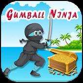 Gumball Ninja Game