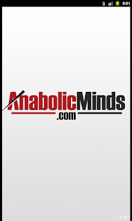 AnabolicMinds.com - screenshot thumbnail