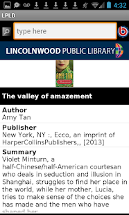 Lincolnwood Public Library- screenshot thumbnail