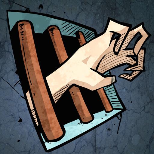 越狱 : 肖甲克的救赎 - 史上最难密室逃脱 : 敢来挑战吗 冒險 App LOGO-APP試玩