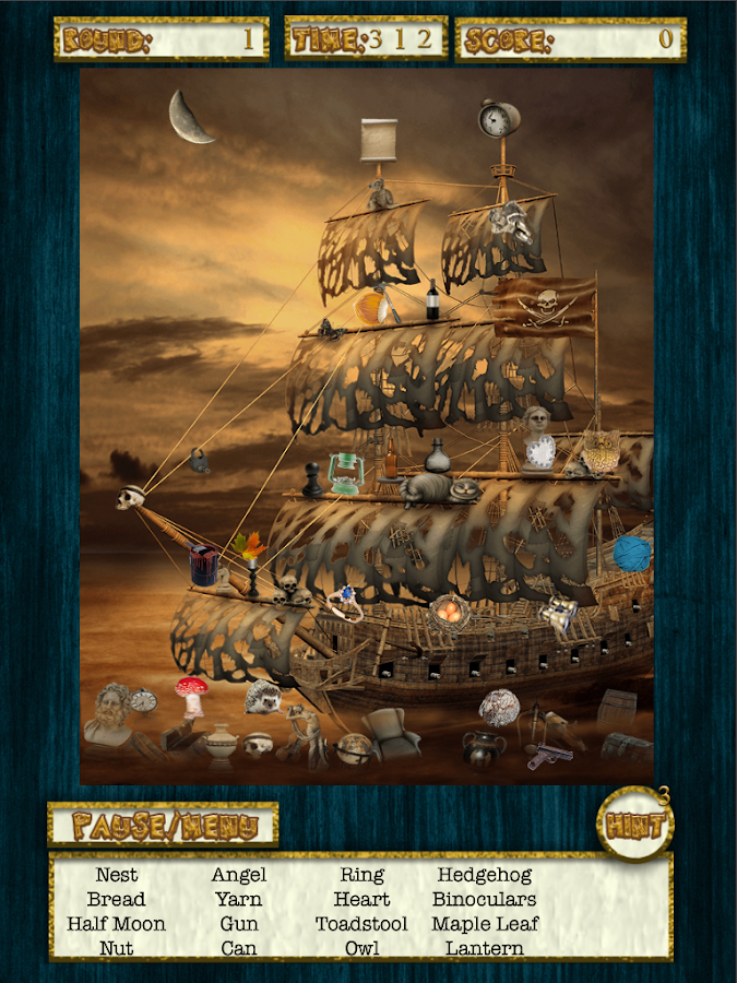 Hidden Objects - Haunted Ships - Android Apps on Google Play