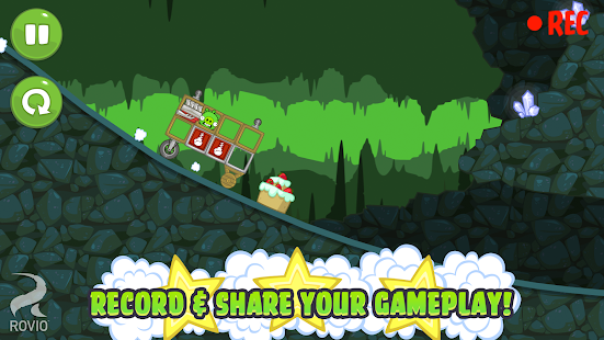 Bad Piggies HD - screenshot thumbnail