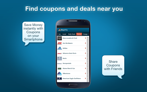 BuyVia Free Coupons Deals