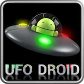 UFO Droid Live Battery Widget