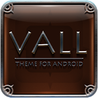VALL go launcher EX theme 1.0