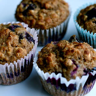 Healthy Blueberry Muffin With Applesauce Recipes.
