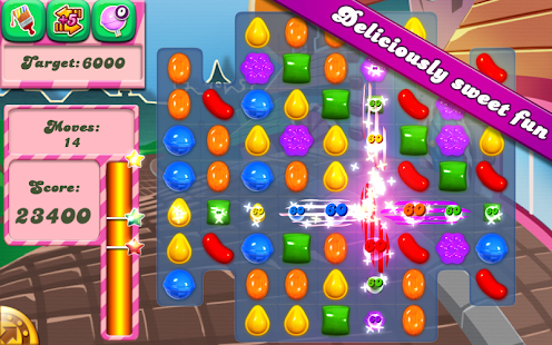 Candy Crush Saga Screenshot 25