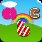 Letras del alfabeto para niños icon
