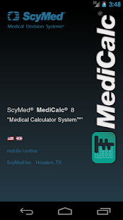 MediCalc® screenshot for Android