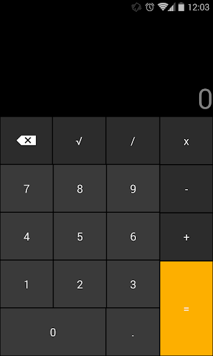 Smart Hide Calculator 1.3.7 screenshots 1
