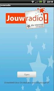 Jouwradio- screenshot thumbnail