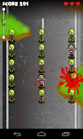 Screenshot of Little Zombie Smasher 2