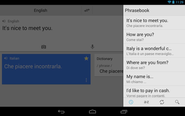 Google Übersetzer - Android-Apps auf Google Play