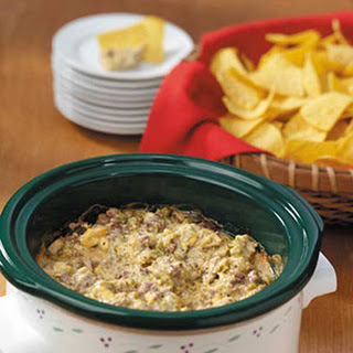 Hearty Broccoli Dip.
