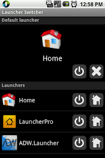 Launcher Switcher- screenshot thumbnail