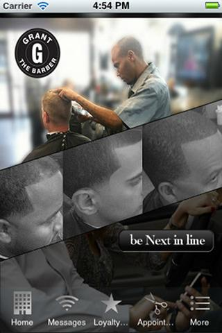 Grant The Barber