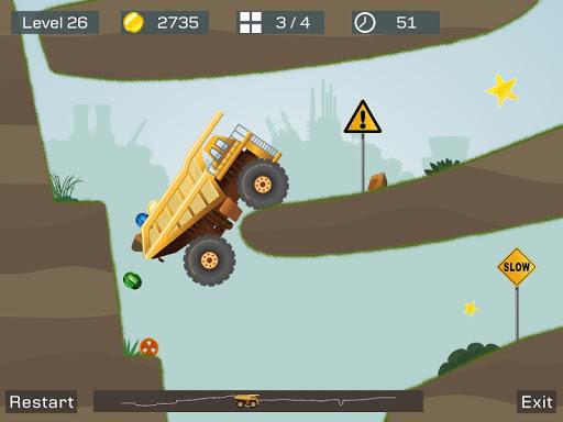 Big Truck --best mine truck express simulator game 3.39 Cheat screenshots 8