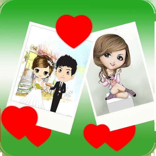 Love Photo Editor:Love Collage 攝影 LOGO-阿達玩APP