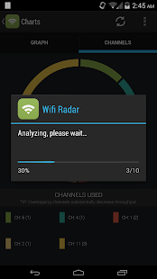 Wifi Radar - screenshot thumbnail