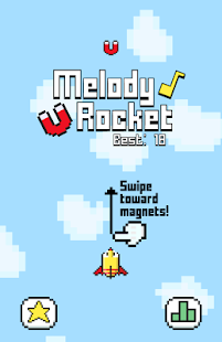 Melody Rocket- screenshot thumbnail