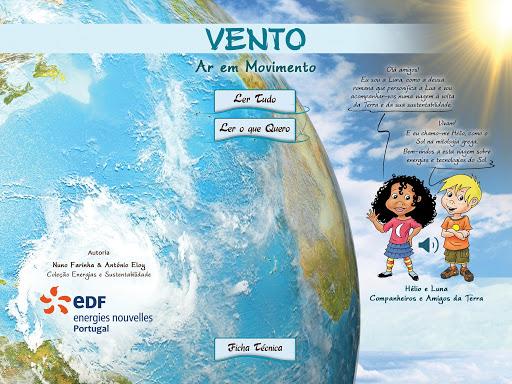 【免費書籍App】Ar – Vento, Ar em Movimento-APP點子