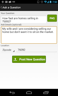 Real Estate Answers - screenshot thumbnail
