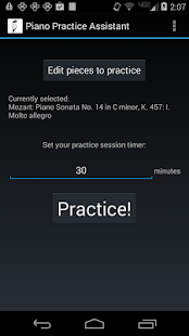 Piano Practice Assistant- screenshot thumbnail