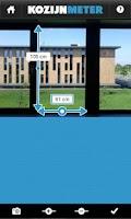 Screenshot of KozijnMeter