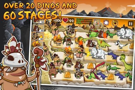 Dinosaur War - Android Apps on Google Play