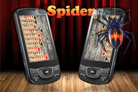 Spider Solitaire Free - screenshot