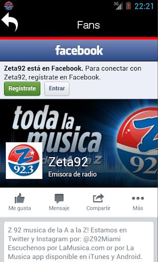【免費音樂App】Zeta 92 Miami- WCMQ-FM-APP點子