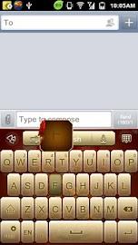 GO Keyboard Fortune Dragon Screenshot 3