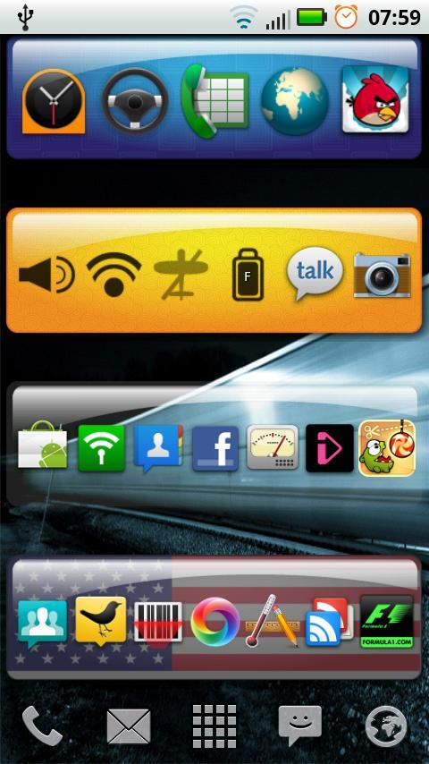 Awesome Widgets Pro- screenshot