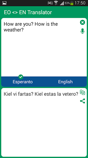 Esperanto English Translator