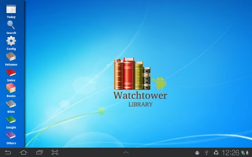 Watchtower Library Extended - screenshot thumbnail